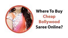 Where To Buy Cheap Bollywood Saree Online? Bollywood Sarees Online, Buy Cheap, Stuff To Buy, Youtube, Shopping, Fashion, Moda, Fashion Styles, Fasion