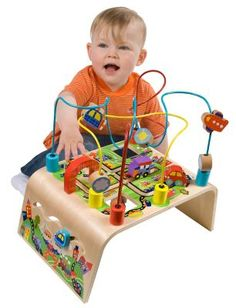 Look at this ALEX Jr. Busy Bead Maze Race Activity Tabletop on today! Baby Activity Toys, Infant Activities, Fun Activities, Kids Toy Shop, Toys Shop, Kids Toys, Learning Toys, Early Learning, Baby Play