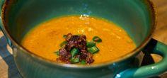 Southwestern Red Pepper Soup | Recipes | Native Sun Jacksonville