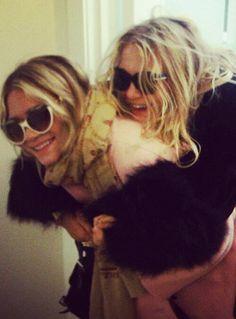 Maty-Kate & Ashley Olsen
