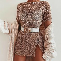 Boujee Outfits, Cute Casual Outfits, Stylish Outfits, Fashion Outfits, Womens Fashion, Fashion Ideas, Club Outfits, Club Dresses, Fashion Tips