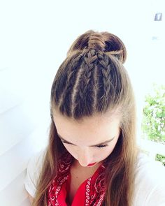 50 Stunning Dutch Braid Hairstyles — Cutest Braids Ever Check more at http://hairstylezz.com/best-dutch-braid-hairstyles/