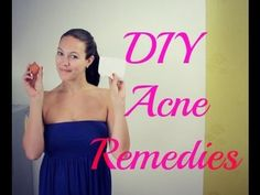 Devilishly Easy DIY Acne Treatments    http://www.mindbodygreen.com/0-9204/the-ultimate-diy-acne-remedy-trifecta-video.html    Microdermabrashion at home - Equal parts baking soda + water (or vinegar / lemon juce)    Blackheads - egg white + tissue (recoated)    Acne - aspirin crushed + water