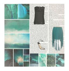 """Mystical lights"" by thoughtless ❤ liked on Polyvore featuring art"