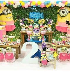 Minions party