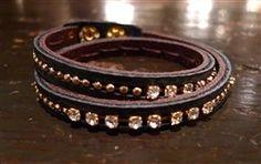 Presh Crystal Black Bracelet