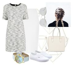 """""""White Out"""" by smefford on Polyvore featuring Umbra, Givenchy, Oasis, Vans, Zodaca, Fendi, Kate Spade, women's clothing, women and female"""