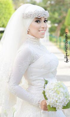 5 Main Muslim Wedding Dresses Trends for 2017 Muslim wedding