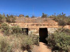 Remnants of dugouts where Cornish miners and their families lived. Burra, SA.  #TopWireTraveller #SeeAustralia #SouthAustralia #Burra