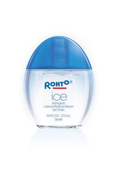 Rohto Ice Redness Relief Cooling Eye Drops