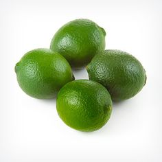 Limes | Front Door Farms - So cute and the baby of the citrus family, limes are full of vitamin C and used to add flavor and zest to soups, salads, vegetables, fish, and of course your favorite key lime pie recipe.