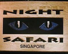 Night Safari Singapore - Wild Safari Park, Family Sightseeing African Adventure Safari Tours, Wildlife Travel and Holidays Attractions in Singapore   Wild Animal Safari Ride, Photography and Night out in Singapore