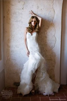 Alessandra Rinaudo Wedding Dresses 2012