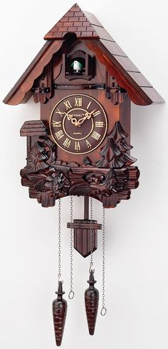Kassel German Cuckoo Clock