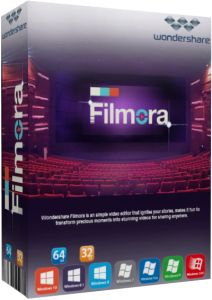 Wondershare Filmora 7.8.0 Crack With keygen Full Free Download