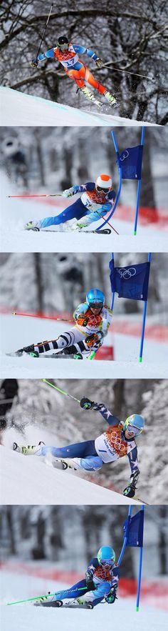 Alpine Skiing Men's Giant Slalom