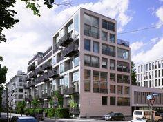 Auszeichnung: Loft Wohnen in den Lenbach Gärten, Steidle Architekten