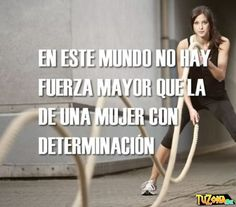 mujer deportista