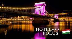 Skvelé 3 alebo 4 dni v Hoteli Pólus*** v Budapešti s raňajkami alebo polpenziou a fitness Tower Bridge, Fit, Travel, Viajes, Shape, Destinations, Traveling, Trips