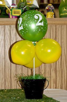 "Photo 1 of 26: John Deere / Birthday ""John Deere 2nd Birthday"" | Catch My Party"