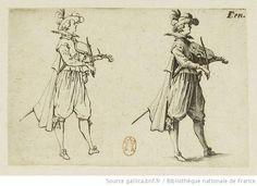 La numérisation des gravures de Jacques Callot