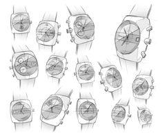 Breil Epoca by Thomas Gilbert, via Behance