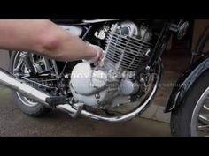 Suzuki TU250X Oil Change - YouTube