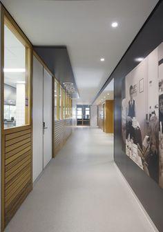 Verleidelijk interieur voor Culinaire Vakschool - architectenweb.nl