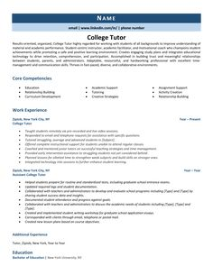 Professional Resume Examples, Resume Objective Examples, Teacher Resume Template, Teachers Aide, Job Interview Tips, Substitute Teacher, Resume Format, Resume Writing, Career Advice
