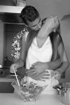 The Let Me Help You in the Kitchen, Honey Kiss ...