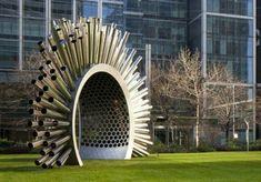 aeolus sonic sculpture