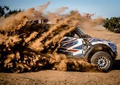Motor'n | DAKAR IS GO: 12 MINI ALL4 RACING LINE UP FOR THE START OF THE 2016 DAKAR RALLY