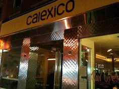 Calexico. 645 Manhattan Avenue at Bedford (Greenpoint)