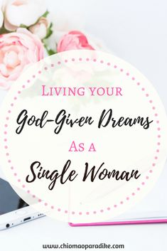 Are you living by invisible scripts that say you can't or shouldn't do certain things until you're married with kids? Do you also want to live a purpose-driven life as a single woman? If so, then you need to read this post about pursuing our God-given dreams as single women.