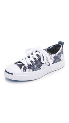 Converse Jack Purcell Hawaiian Sneakers