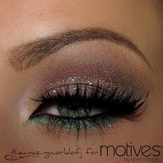 A smoky green is beautiful under the waterline. I tried it and became obsessed!
