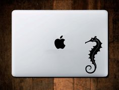 Sea Horse Decal Vinyl for Car Truck Macbook Laptop Window Sticker by NebraskaVinyl on Etsy