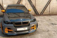 BMW Met-R X6 Interceptor