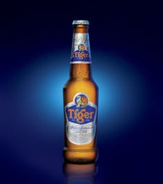 TIGER BEER by paul vermeulen, via Behance