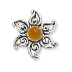 Yellow Opal Sun Pendant in Fall Inspiration  from James Avery Jewelry
