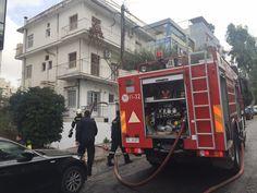 Πυρκαγιά σε υπόγειο πολυκατοικίας στην Αγία Παρασκευή: Πυρκαγιά εκδηλώθηκε στις 11.00 το πρωί της Τετάρτης σε υπόγειο χώρο πολυκατοικίας, η…