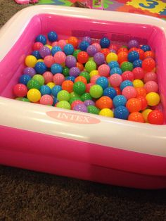 Jcb Inflatable Ball Pit