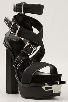 134eaa4358db Versace Hard Rock Platform Sandals. Your Next Shoes