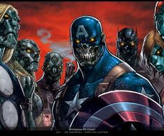 38 Best Marvel Zombies Images On Pinterest