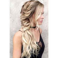 39 Best Bohemian Hairstyles That Turn Heads Boho hairstyles ❤ liked on Polyvore featuring blond and hair