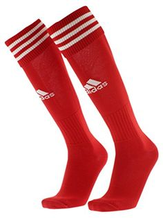 34b8e5166 Adidas Mens MLS Soccer Socks RedWhite ** Find out more about the great  product at the image link.Note:It is affiliate link to Amazon. #us