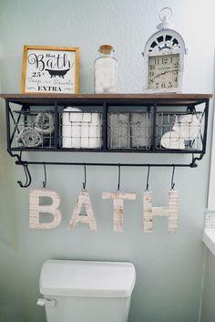 Best inspire farmhouse bathroom design and decor ideas (40)