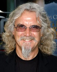 Billy Connolly. Funny, sweet, a fun character with a fantastic, pleasant voice and accent.