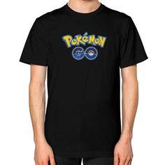 Pokemon GO Unisex T-Shirt (on man)
