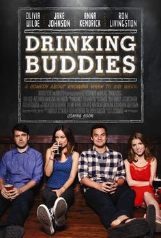 FINALLY: a good romantic comedy trailer — Jake Johnson & Olivia Wilde in Drinking Buddies